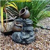 2 Tier Jug Cascading Water Feature