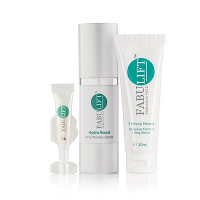 Fabulift Hydra Boost Serum, Face and Eye Ampoule