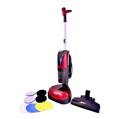 Ewbank Floor Polisher & Vacuum - Total Floor Care Solution