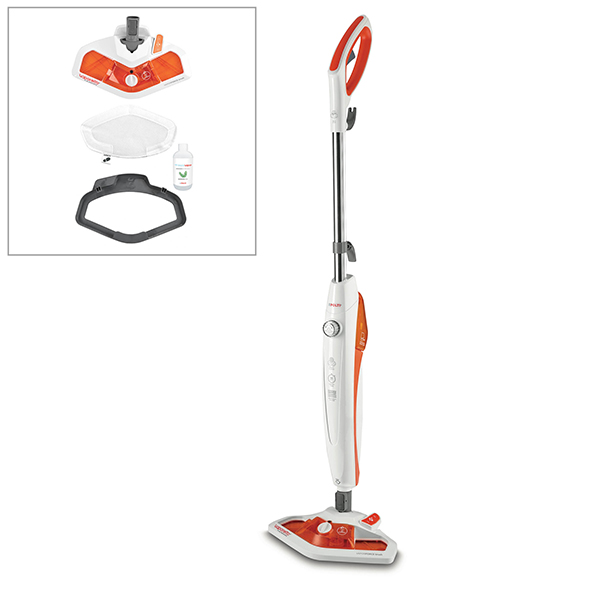 Polti vaporetto sv420 frescovapor steam mop 399448 for Vaporetto polti