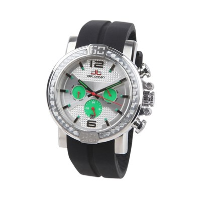 Delorean Gents Limited Edition Automatic Slick with Silicone Strap