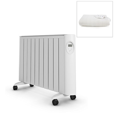 2000w Green Energy Ceramic Radiator with Double Heated Blanket