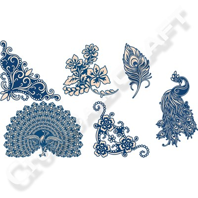 Tattered Lace Whitework Plumage Collection