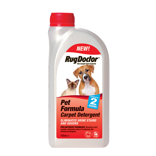 Rug Doctor 1 litre Pet Formula No Colour