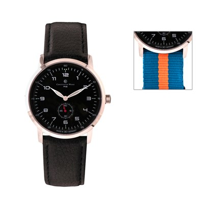 Constantin Weisz Gents Limited Edition Watch with Interchangeable Straps