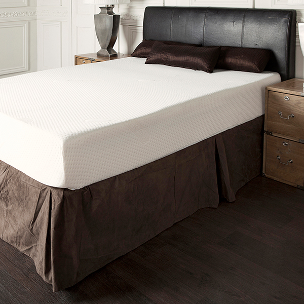 Sleep Genie Tricore 2000 Single Mattress with Coolmax Cover No Colour
