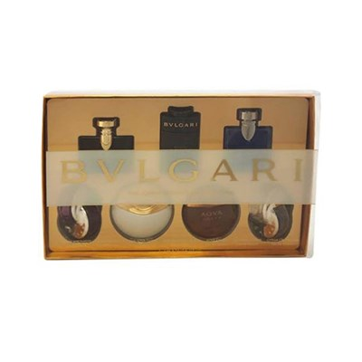 Bulgari 7 Piece Minature Set x 5ml