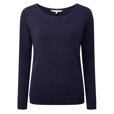 Lavitta Stretch Boat Neck Jumper 24.5in