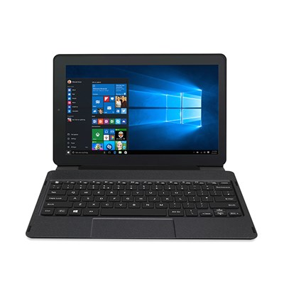 Venturer PrimePro 12TS 12.2 Inch Windows 2-in-1 Tablet and Keyboard Case