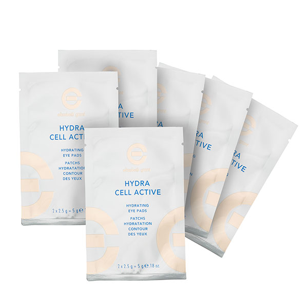 Elizabeth Grant Hydra Cell Active Eye Pads (set of 6 pairs) No Colour