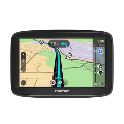 TomTom Start 52 SatNav with Lifetime Update Western EU Maps