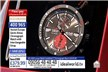 Vostok Europe Gents Almaz Chronograph Watch with Interchangeable Strap