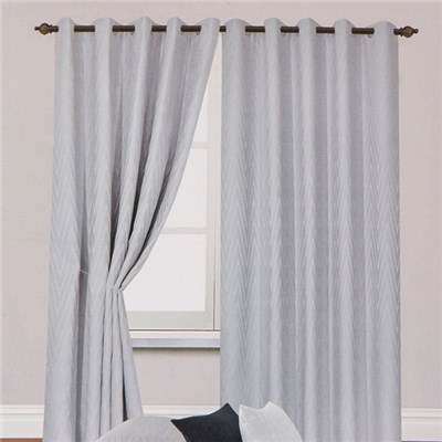 Sloane (46 inches x) Lined Ring Top Curtains
