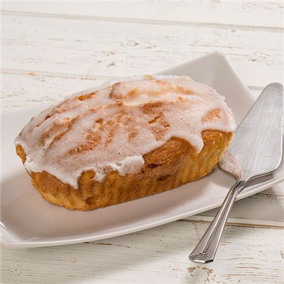 Lime Tree Pantry Lemon Drizzle Cake Loaf