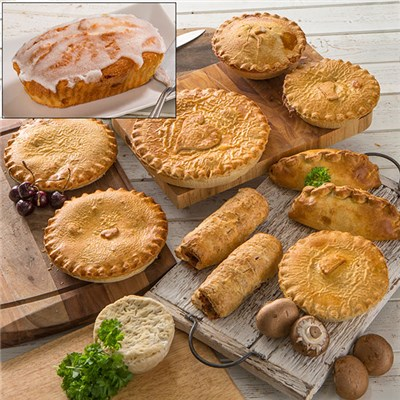 Lime Tree Pantry Variety Pack with Free Cake Loaf