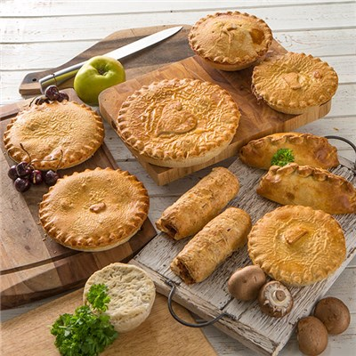 Lime Tree Pantry Variety Pack