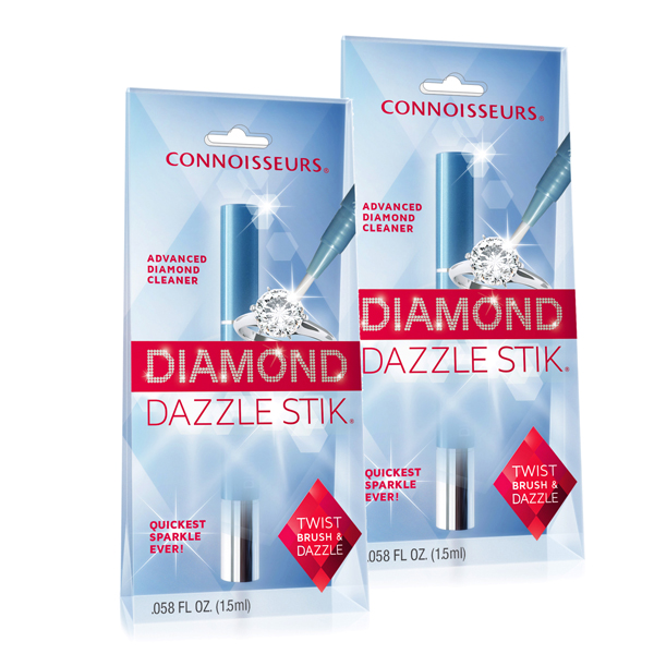 Connoisseurs UK Dazzle Stick Twinpack No Colour