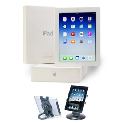 Apple iPad 3 64GB Wi-Fi and 3G & Stand