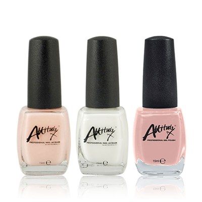 Gel Touch Trio of Nail Polish