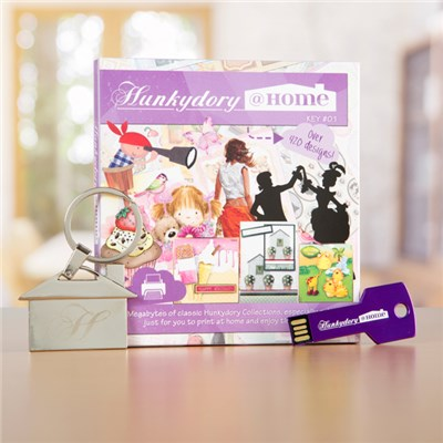 Hunkydory at Home - USB Key 1