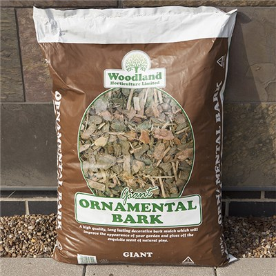 Spruce Bark Chippings XL 70L Bag