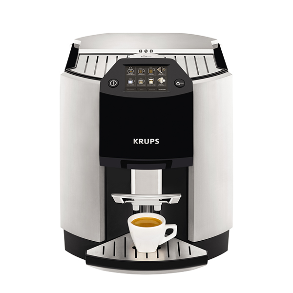 krups espresseria bean to cup coffee machine ea9010 402303 ideal world. Black Bedroom Furniture Sets. Home Design Ideas