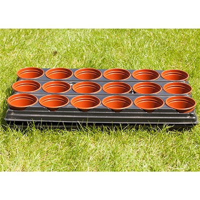 Professional Shuttle Trays 54 x 9cm Pots