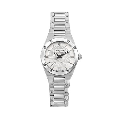 Mathey-Tissot Ladies' Elisir Limited Edition Watch with Stainless Steel Case