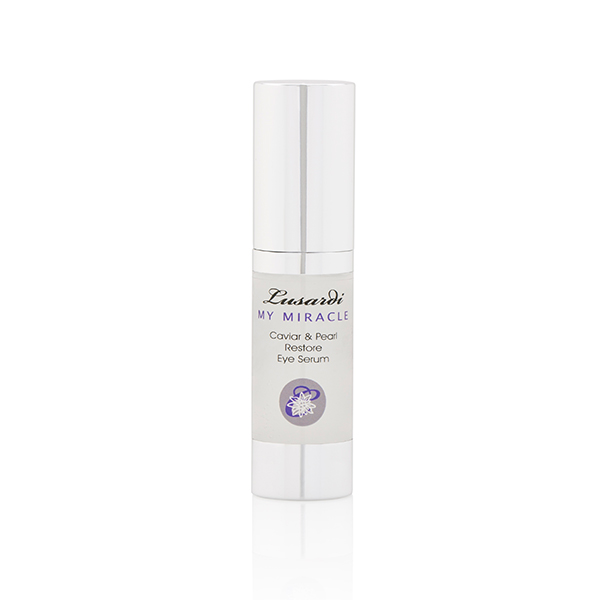 Lusardi My Miracle Caviar and Pearl Restore Eye Serum 15ml No Colour