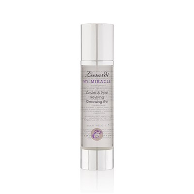 Lusardi My Miracle Caviar and Pearl Reviving Cleansing Gel 100ml