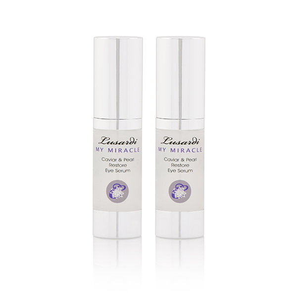 2 4 1 Lusardi My Miracle Caviar & Pearl Restore Eye Serum 15ml