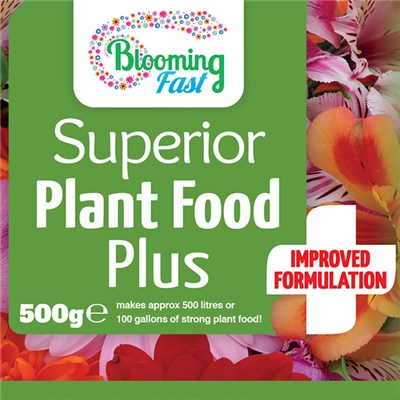Blooming Fast Universal Soluble Fertiliser Plus 500g
