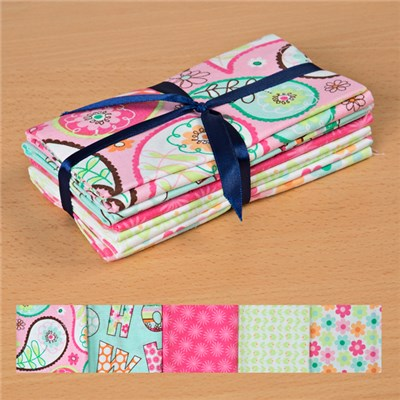 Birdwood 100 Percent Cotton Fat Quarters