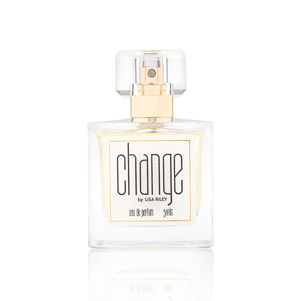 Change by Lisa Riley 50ml Fragrance No Colour