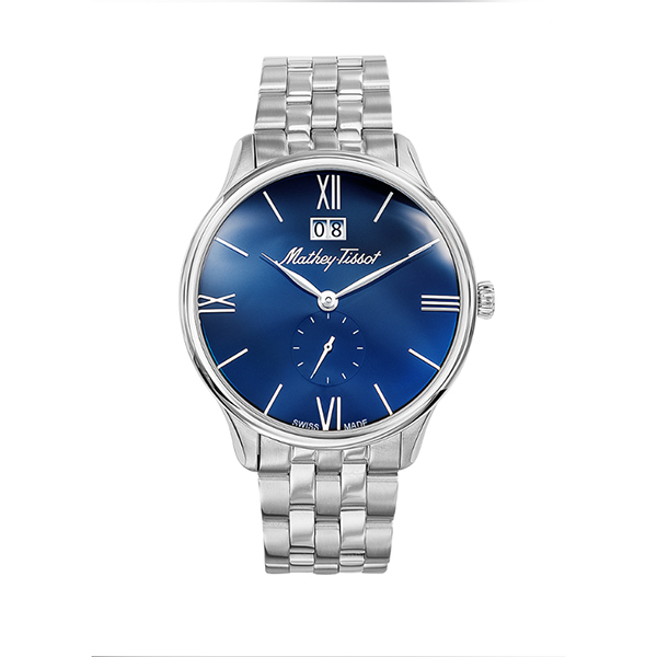 Image of Mathey-Tissot Gent's Edmond Watch with Stainless Steel Bracelet