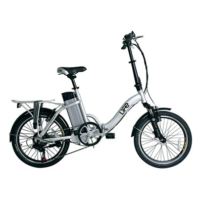 Elife Explorer Electric Folding Bike
