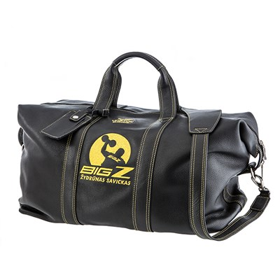 Vostok Big Z Leather Weekend Bag