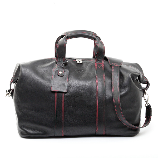 Vostok Leather Weekend Bag No Colour