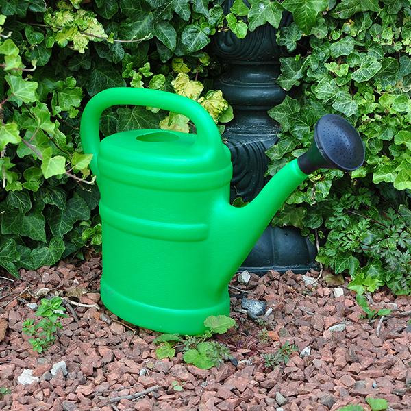 5L Plastic Watering Can No Colour
