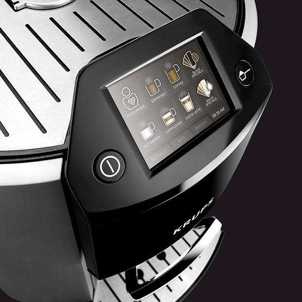 £200 off KRUPS Espresseria Bean to Cup Coffee Machine
