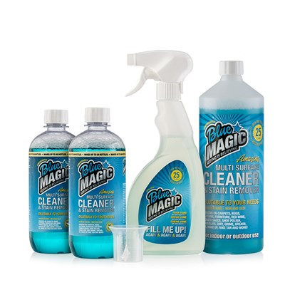Blue Magic Ultimate Multi Surface Cleaning Kit
