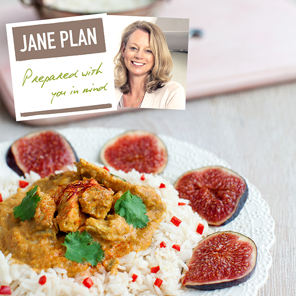 Jane Plan Pack of 7 Meals Curry Club