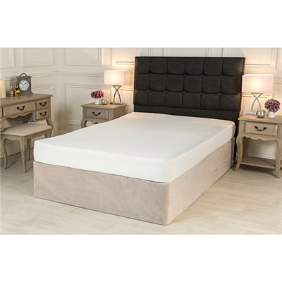 Comfort and Dreams Single Size Memory 2000 Plus Mattress with Luxury Coolmax Cover