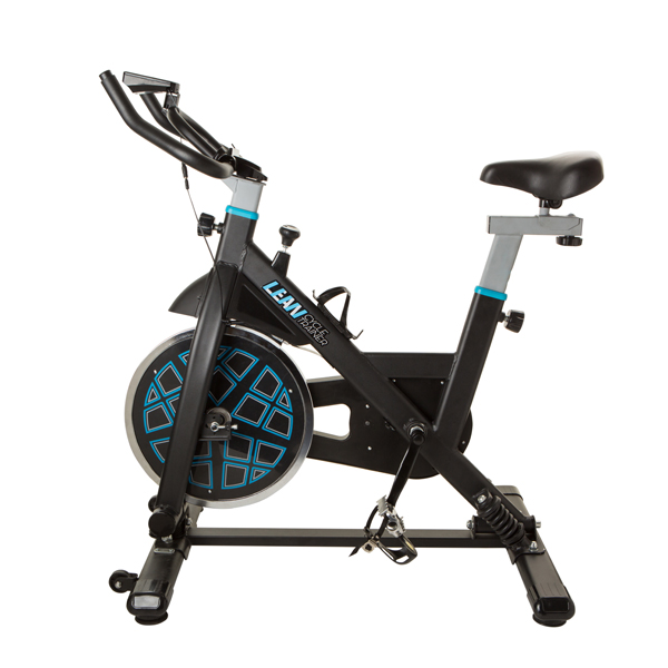 Lean Cycle Trainer Spring Motion Exercise Bike No Colour