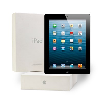 Apple iPad 3 64GB with 3G (Refurbished with 1 year Warranty)