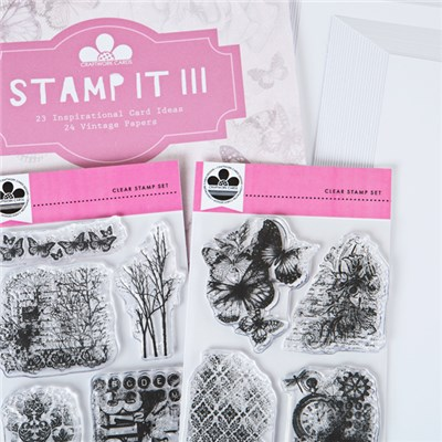 Stamp It with Craftwork Cards - Third Edition