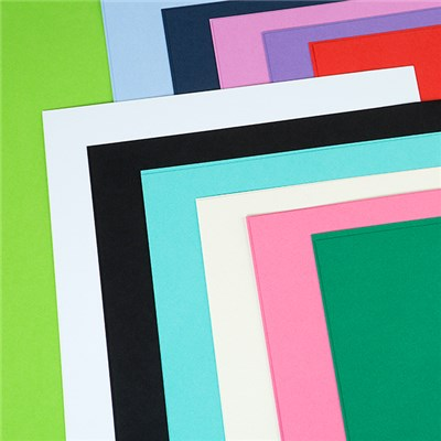 Kanban Crafty Card Collection - Assorted Colours - 12x24 - 24 Sheets