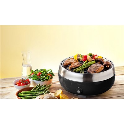 Grillerette Deluxe Smokeless BBQ
