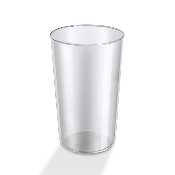 Bamix 600ml Beaker No Colour