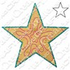 AccuQuilt GO Star 5-Point by Sarah Vedeler